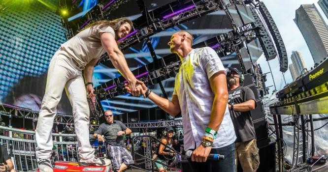 Rocker Andrew W.K. Releases 1st EDM Track 'Party Til We Die'