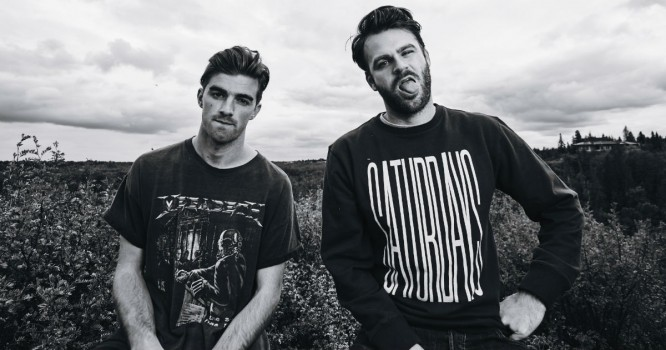 """The Chainsmokers Preview New Track """"All We Know"""""""