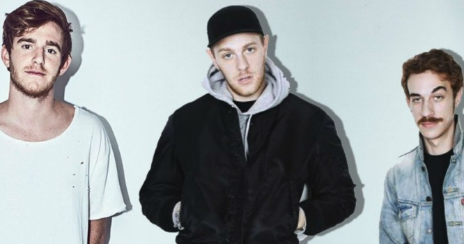 """NGHTMRE & LOUDPVCK Build Buzz with new OWSLA Tune """"Click Clack"""""""
