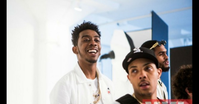 Desiigner Performs With The Chainsmokers at 2016 Austin City Limits Music Festival