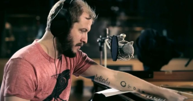 Bon Iver's Justin Vernon Hits the Decks for a Techno Set in Berlin