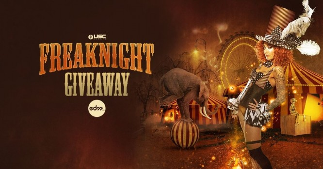 Enter to Win the Ultimate VIP Experience for FreakNight Fest! [GIVEAWAY]