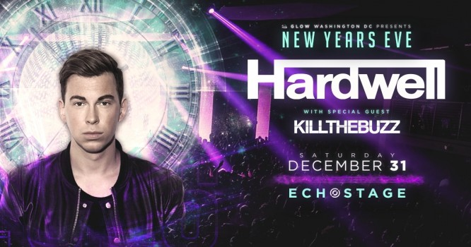 Ring in the New Year with a BANG with the Help of Hardwell!