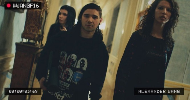 Hear Skrillex's New Song in the Alexander Wang Full Campaign Video [WATCH]