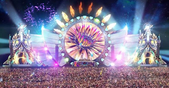 Insomniac Teases Reimagined EDC kineticTEMPLE Design [WATCH]