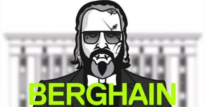 Now You Decide Who Gets Into the Club with 'Berghain ze Game'