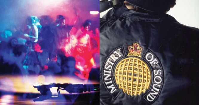 Celebrating 25 years of Ministry of Sound