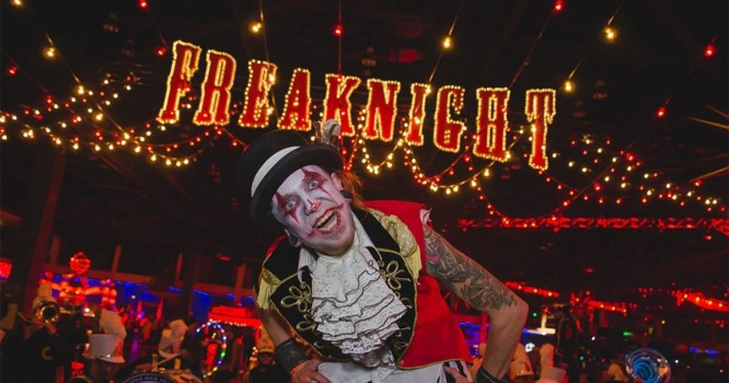 The Top 10 EDM Events for Getting Weird this Halloween