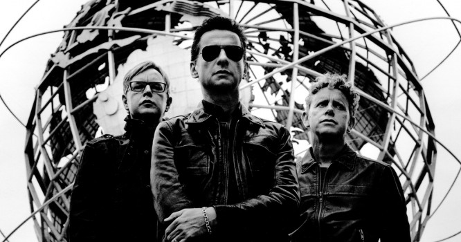 Longstanding Electronic Group Depeche Mode Announces Plans for New Album