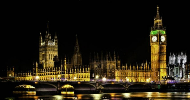 Why we should turn the Houses of Parliament into a nightclub, by dance music writer Sean Griffiths