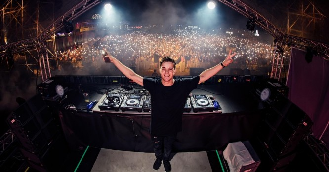 Martin Garrix Drops New Single & Collab 'WIEE' [LISTEN]