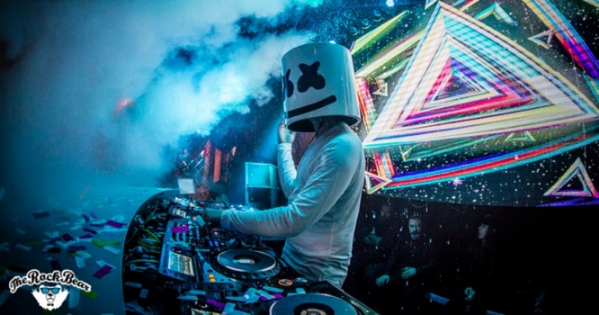 """Marshmello Drops New Collab with Far East Movement on """"Freal Luv"""" [LISTEN]"""