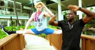 Marshmello's 'Alone' Gets Dab Makeover by Kevin Hart and Logan Paul