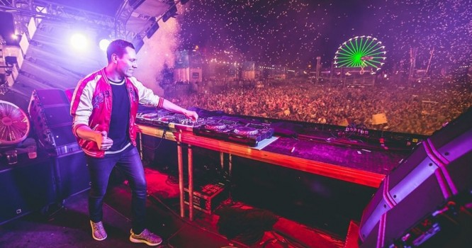 How Tiësto Survived 20 Years of Partying for a Living