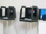 This Prankster Turned a Vintage Voting Booth into a Drum Machine