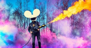 deadmau5 Drops New Album, Announces Tour & Previews New Stage [WATCH]