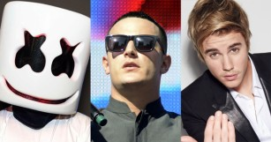 "Listen to Marshmello's Remix of DJ Snake & Bieber's ""Let Me Love You"""