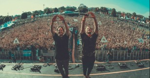 "Tritonal Releases new Single and Video titled ""Strangers""  [LISTEN]"
