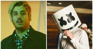 "Marshmello and Ookay Officially Release Hightly Anticipated Collab ""Chasing Colors"" [LISTEN]"