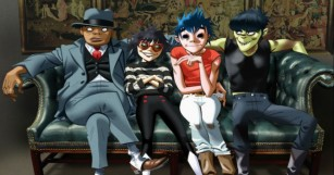Gorillaz Share 4 New Tracks from Upcoming Album 'Humanz' [WATCH]
