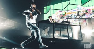 """Vince Staples Assures Fans There Will Be No """"Steve Aoki Airhorn Drops"""" on his Album!"""