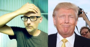 "Moby's Music Video for ""In This Cold Place"" Charges at Trump [WATCH]"