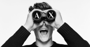 Martin Garrix Is Headlining Armani Exchange's Fall 2017 Clothing Campaign