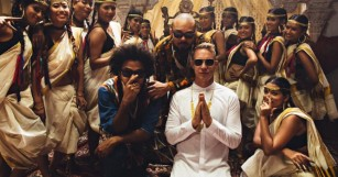 Diplo to Collaborate with Bollywood Legend Shah Rukh Khan