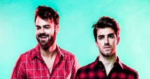 The Chainsmokers Give Their Pick For Who Will Win GOT In A Fan Led Q&A