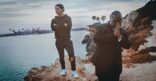 "Skrillex is back with ""Would You Ever"", a collaboration with Poo Bear"