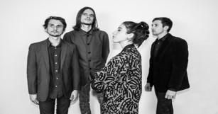 """Hundred Waters Share Incredible Single """"Fingers"""" Off Their Upcoming Album"""