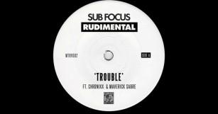 Sub Focus and Rudimental Present Massive Collab 'Trouble' [LISTEN]