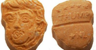 Trump-Shaped Ecstasy Seized By German Authorities