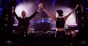"""NERVO and Chief Keef Team Up for New Release """"Champagne"""""""