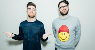 The Chainsmokers get their 'Break Up Every Night' remixed by Two Friends