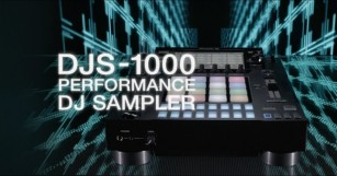 Check Out Pioneer DJS-1000: A Sampler In A CDJ Sized Body
