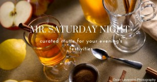 The Party Returns with this Week's Mr. Saturday Night [PLAYLIST]