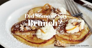 "Free your Sunday mood with our ""Did Someone Say Brunch?"" Paylist"