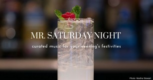 Start Your Weekend Right with Mr. Saturday Night 006 [PLAYLIST]