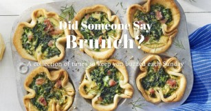 "Enjoy your Sunday with ""Did Someone Say Brunch?"" [PLAYLIST]"