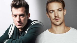 Diplo Announces Live Performance with New Project Silk City Feat. Producer Marc Ronson