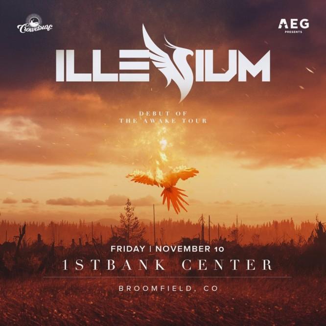Illenium Ashes Tour Dates