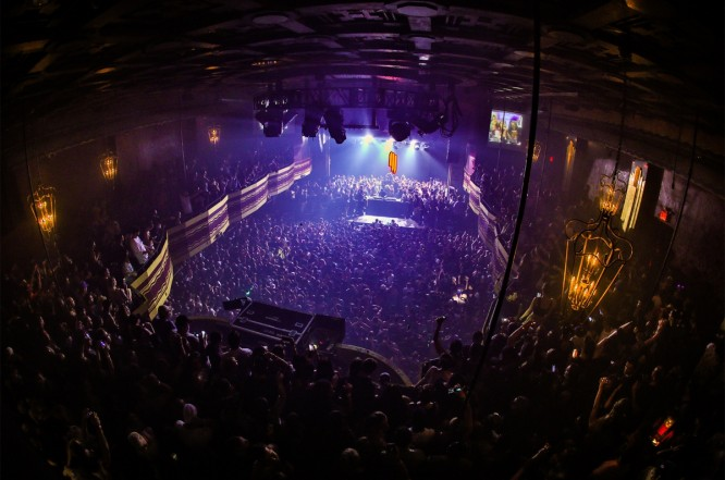 End  An Era: How Skrillex Closed The Last Nights  Webster Hall with a Marathon Set!