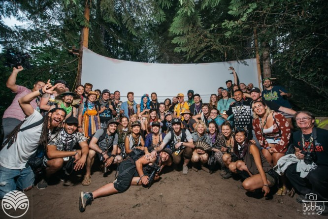 Naked Hippies, Music, & Wildfires During the Memorable 20th Shambhala Music Festival!