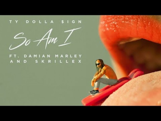 Skrillex & Damian Marley Team up for Ty Dolla $ign Collab